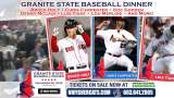 Granite State Baseball Dinner Tickets On Sale