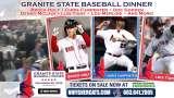 Granite State Baseball Dinner Tickets On Sale