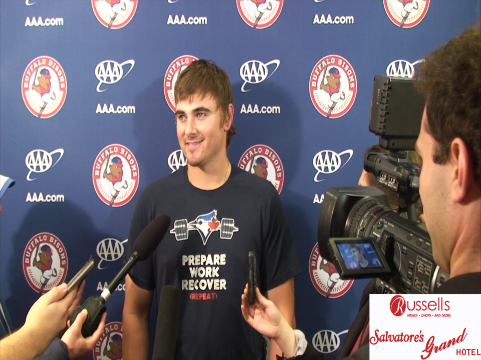 Video Highlights & Clips - MiLB   Reese McGuire Postgame ...